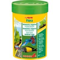 Sera Flora Balık Yemi 100 Ml