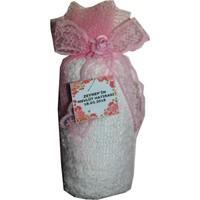 Süslü Şekerleme Havlu Bebek Şekeri̇ Mevlüt Şekeri̇ Sünnet Kina Düğün Ni̇şan 30 x 30 cm
