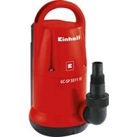 Einhell GC-SP 5511IF Gizli Flatörlü Otomatik Drenaj Dalgıç Pompa 8.5 Mt Aktarım 11 ton/saat