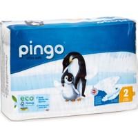 Pingo No:2 Ekolojik Bebek Bezi Mini 42 Adet