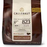 Callebaut Sütlü Çikolata 823 - 400 g