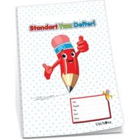 Uninote Dik Çizgili Standart Yazı Defteri A4 30 Yp