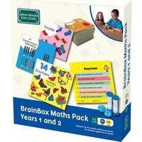 Green Board Games BrainBox Matematik Paketi 1 - 2 Yaş