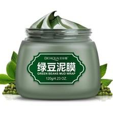 Bioaqua Yeşil Maş Fasülyeli Çamur Maskesi 120 gr