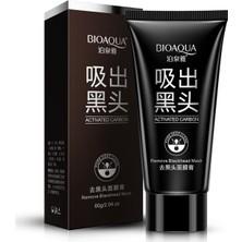 Bioaqua Aktif Karbon Siyah Nokta ve Gözenek Temizleme Maskesi 60 gr