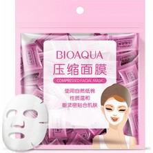 Bioaqua Kendi Maskeni Kendin Yap - Komprime Kağıt Maskeler 10 ADET