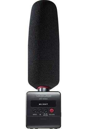 Tascam Dr 10Sg Shotgun Mikrofonlu Kamera Monteli Ses Kayıt Cihazı