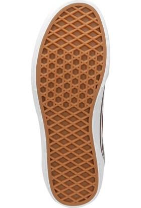 Vans Yt Ward Bordo Unisex Çocuk Sneaker Ayakkabı