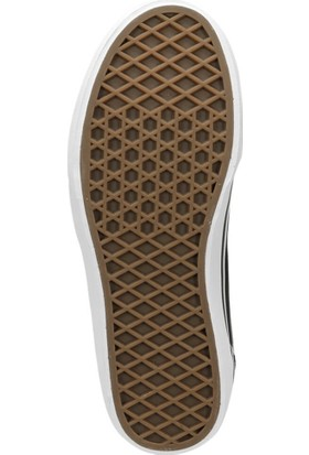 Vans Yt Ward Siyah Unisex Çocuk Sneaker Ayakkabı