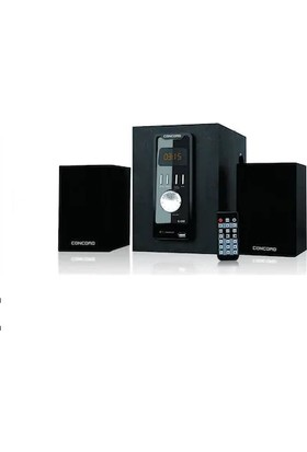 Concord C-220 Bt Tf Usb Fm 2+1 Ses Sistemi Bass Tiz Multimedia