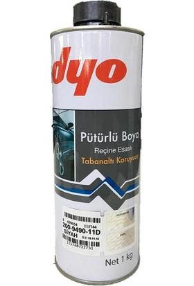Dyo Pütürlü Boya Darbe Koruyucu 1 Kg