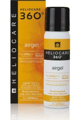 Heliocare 360 Air Gel Oil-Free SPF50 50 ml