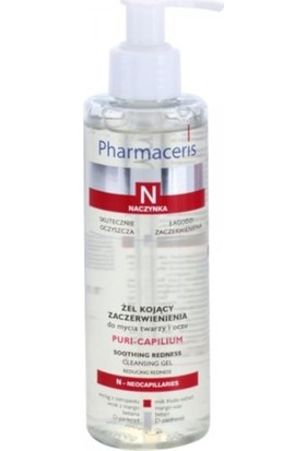 Pharmaceris PuriCapilium Soothing Rednees Cleansing Gel 190 ml