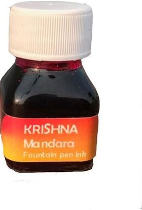 Krishna Super Rich Series Mandara 20 Ml Şişe Mürekkep