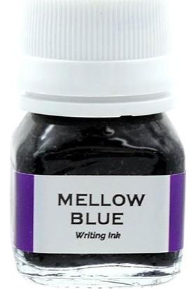 Krishna Super Rich Series Mellow Blue 20 Ml Şişe Mürekkep
