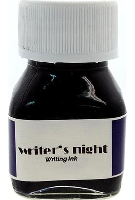 Krishna Super Rich Series Writers Night 20 Ml Şişe Mürekkep