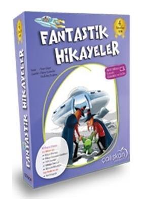 Fantastik Hikayeler 10 Kitap + Etkinlik Kitabı