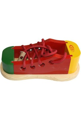 Eksen Ahşap Ayakkabı