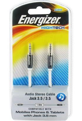 Energizer LCAEHJACKBK2 Hightech Audio Stereo 3,5mm JACK to 3,5mm JACK 1.5m Siyah Ses Kablosu