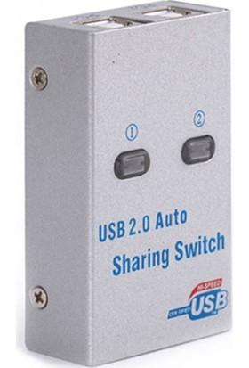 S-Link Sl-Usw2 Automatıc 2 Ports Usb Swıtch