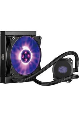 Cooler Master Liquid ML120L RGB Led Fanlı İşlemci Sıvı Soğutma Kiti (Intel&AM4 Destekli) (MLW-D12M-A20PC-R1)