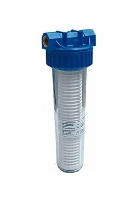 Cleanwater Şebeke Girişi Kireç ve Tortu Tutucu Filtre Pro