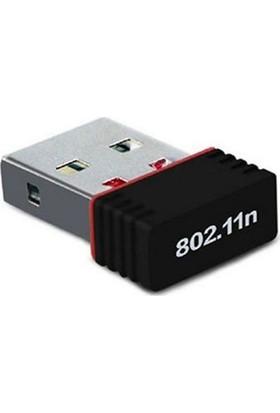 Vibox Wi-fi Mini USB Anten 802.11N 7601 İşlemcili 150 MBPS