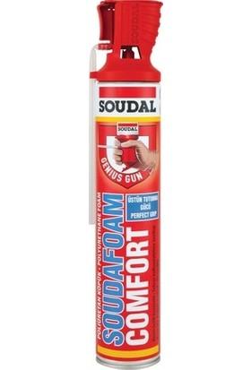 Soudal Köpük Tabancalı Comfort Soudal 750 ml