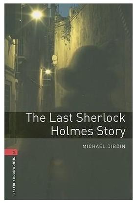The Last Sherlock Holmes Story - Micheal Dibdin
