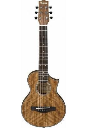 Ibanez Ewp14Wb-Opn Piccolo Open Pore Natural Akustik Gitar