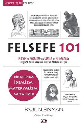 Felsefe 101 - Paul Kleinman