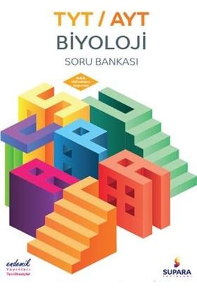 Supara Tyt-Ayt Biyoloji Soru Bankası - Tyt - Supara Yayınları (B)