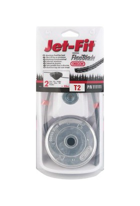 Oregon Jet-Fit Tırpan Başlığı 4'Lü