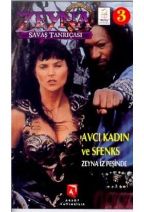 Zeyna Savaş Tanrıçası 3 Zeyna İz Peşinde Avcı Kadın Ve Sfenks-Ru Emerson