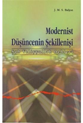 Modernist Düşüncenin Şekillenişi-Johannes Marinus Simon Baljon