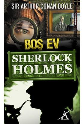 Boş Ev Sherlock Holmes (Cep Boy) - Sir Arthur Conan Doyle