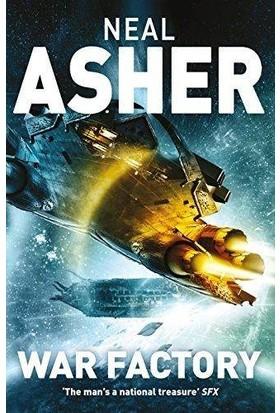 War Factory (Transformation 2) - Neal Asher