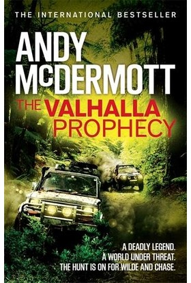 The Valhalla Prophecy (Nina Wilde and Eddie Chase 9) - Andy McDermott
