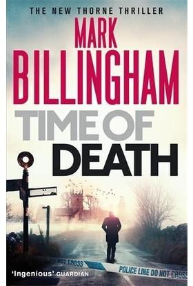 Time of Death (Tom Horne 13) - Mark Billingham