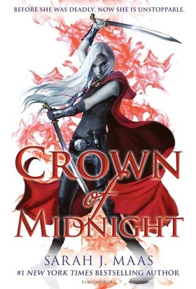 Crown of Midnight (Throne of Glass 2) - Sarah J. Maas