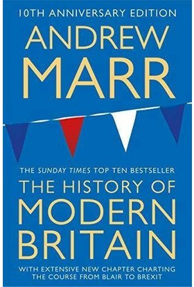 A History Of Modern Britain - Andrew Marr