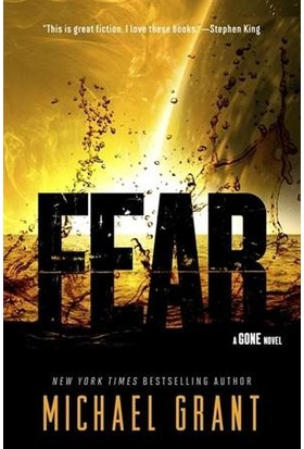 Fear (Gone 5) - Michael Grant