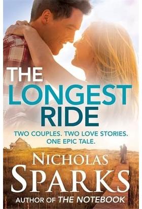 The Longest Ride - Nicholas Sparks