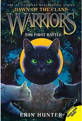 Warriors Dawn of the Clans 3: The First Battle - Erin Hunter