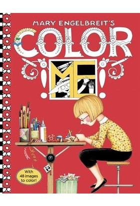 Mary Engelbreit's Color ME Coloring Book - Mary Engelbreit
