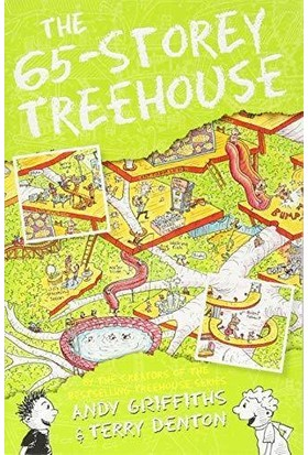 The 65-Storey Treehouse - Andy Griffiths