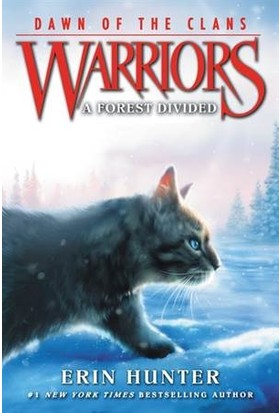 Warriors: Dawn of the Clans 5: A Forest Divided - Erin Hunter