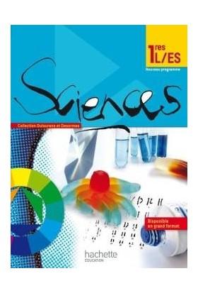 SCIENCES 1ere L et ES - Dulaurans et Desormes