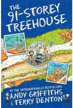 The 91-Storey Tree House - Andy Griffiths