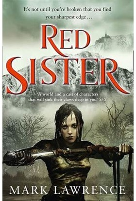 Red Sister (Book Of The Ancestor 1) - Mark Lawrence